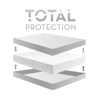 Malouf Mattress Protector Twin ENCASE® HD MATTRESS PROTECTOR