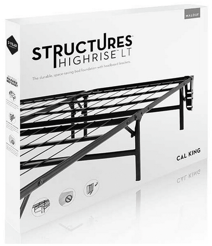 Malouf Platform Foundations Highrise™ LT Box-less Frame