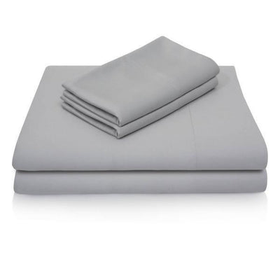 Malouf Sheets Twin / Ash WOVEN® Rayon from Bamboo
