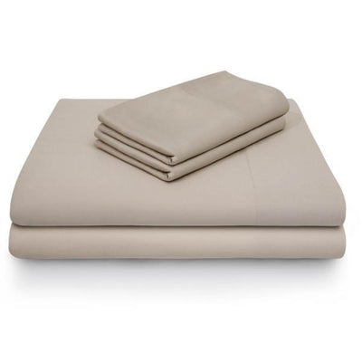 Malouf Sheets Twin / Driftwood WOVEN® Rayon from Bamboo