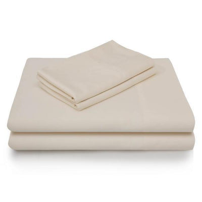 Malouf Sheets Twin / Ivory WOVEN® Rayon from Bamboo