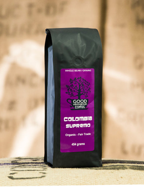 Colombia Supremo - Medium