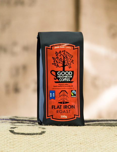 Flat Iron Roast - Dark - 200g