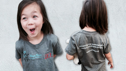 20th Anniversary T-Shirt (Child's Tshirt)