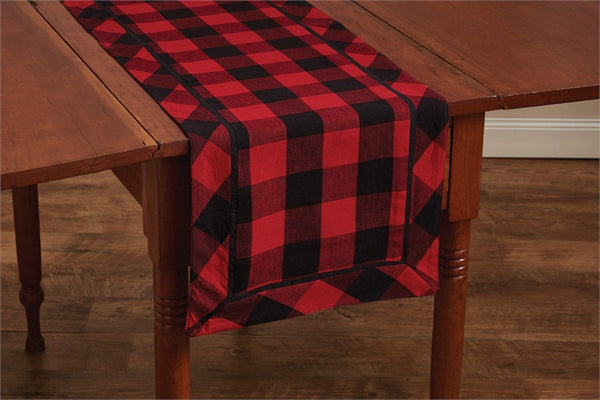 Buffalo Check 50 5 X 14 5 Quot Table Runner Pine Hill