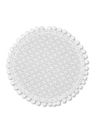 "Prima 10"" Doily Set of Two by Heritage Lace"