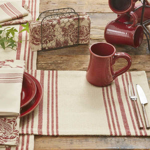 Rustic Stripe Placemat