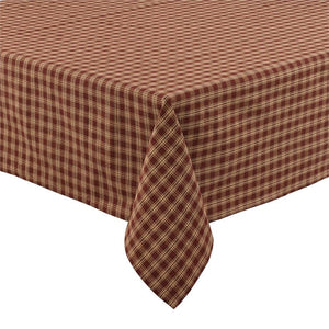 "Sturbridge Wine Tablecloth 54"" x 54"" Square"