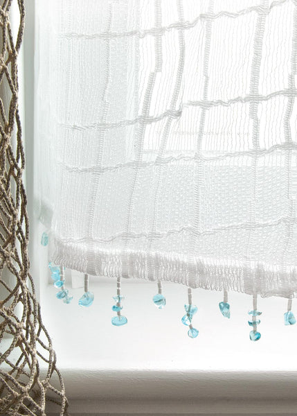 Seacoast Lace Tiers With Sea Glass Trim 30 Quot Pine Hill