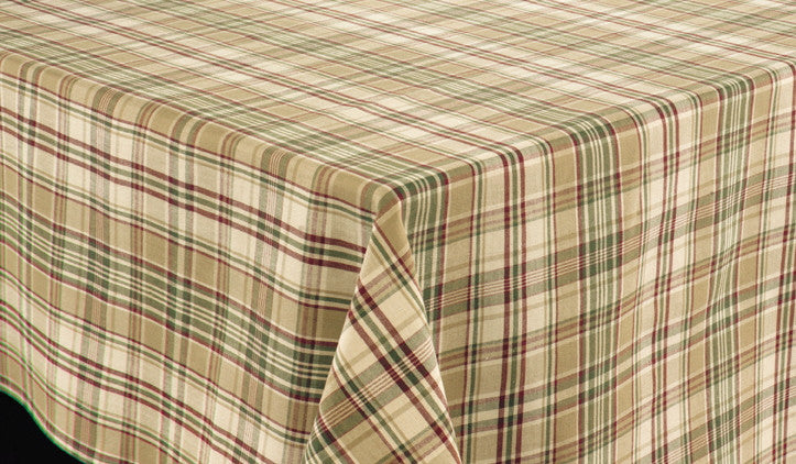 "Thyme Tablecloth 60"" x 84"" Rectangle - Pine Hill Collections"