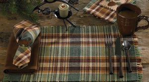 "Wood River Table Runner 36"" - Pine Hill Collections"