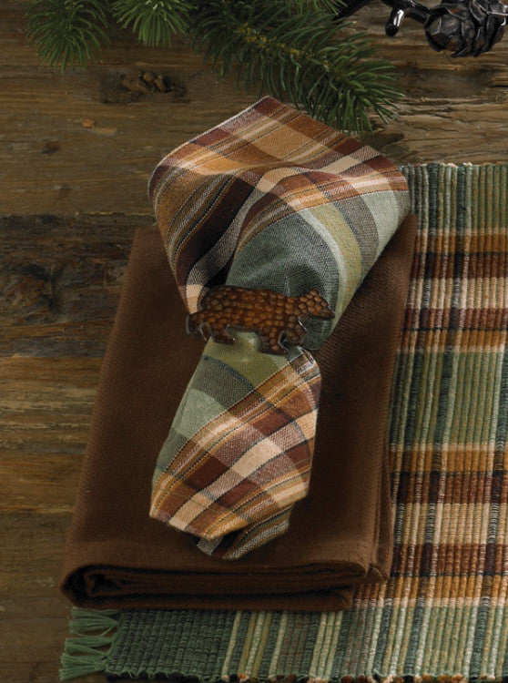 Wood River Napkin by Park Designs - Pine Hill Collections
