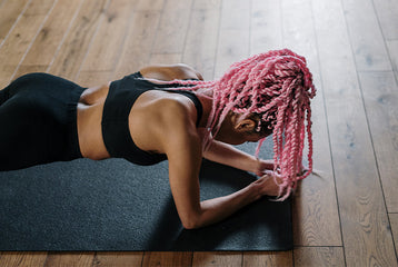 The Flex Company 5 Indoor Workouts to Try on Your Period (Yes, Even with Cramps)