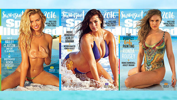 The Fixx: BREAKING: Beautiful Woman on the Cover of Sports Illustrated