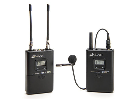 310LT UHF Diversity Wireless Microphone System