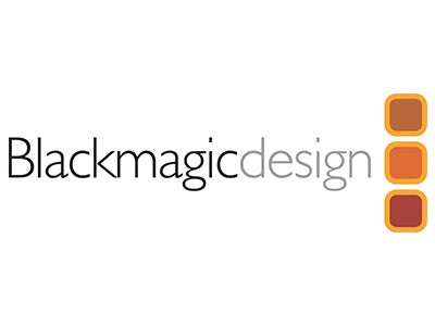 We Carry BlackMagic Design Products