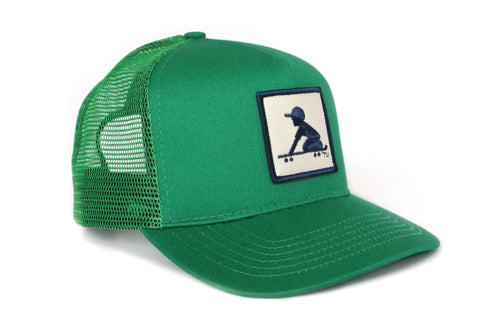 Kid Trucker Green