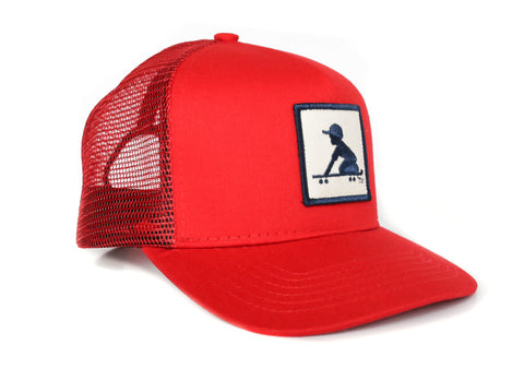 Kid Trucker Red