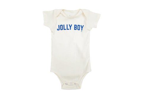 Jolly Boy Organic Cream One Piece