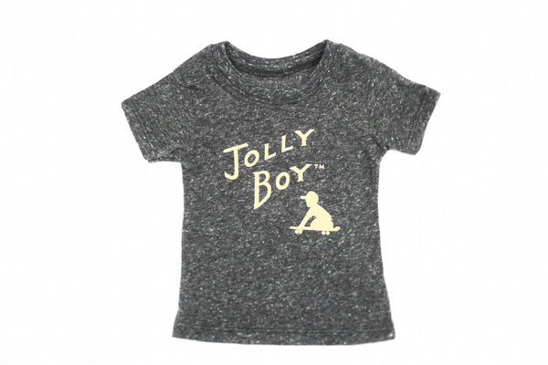 Charcoal Jolly Boy Tee