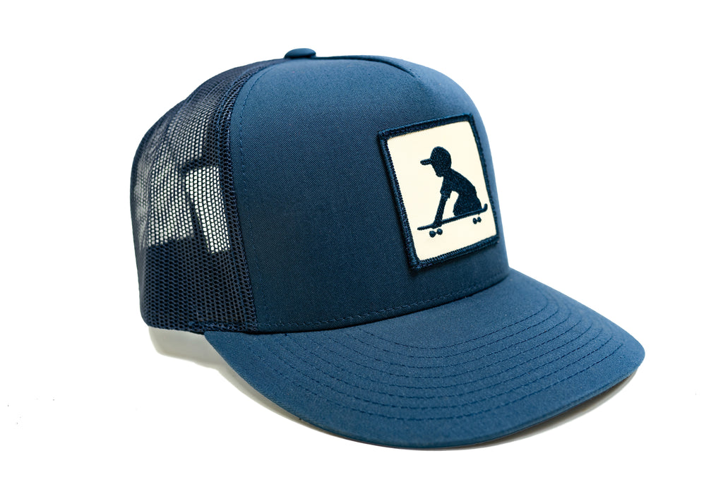 Adult Navy Trucker