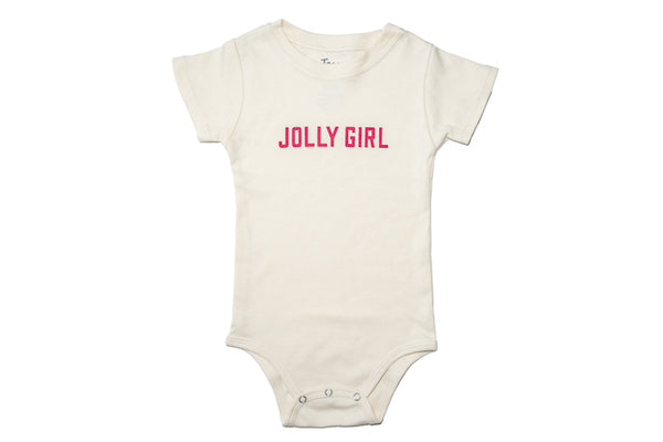 Jolly Girl Organic Cream One Piece