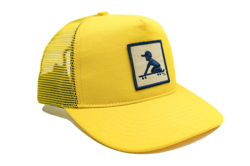 Kid Trucker Yellow
