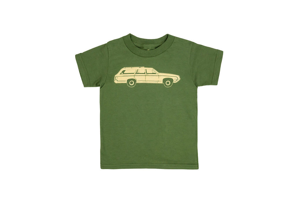 Station Wagon Tee
