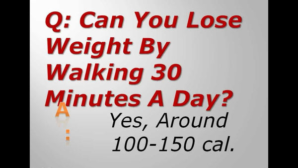 Walk to Lose Weight