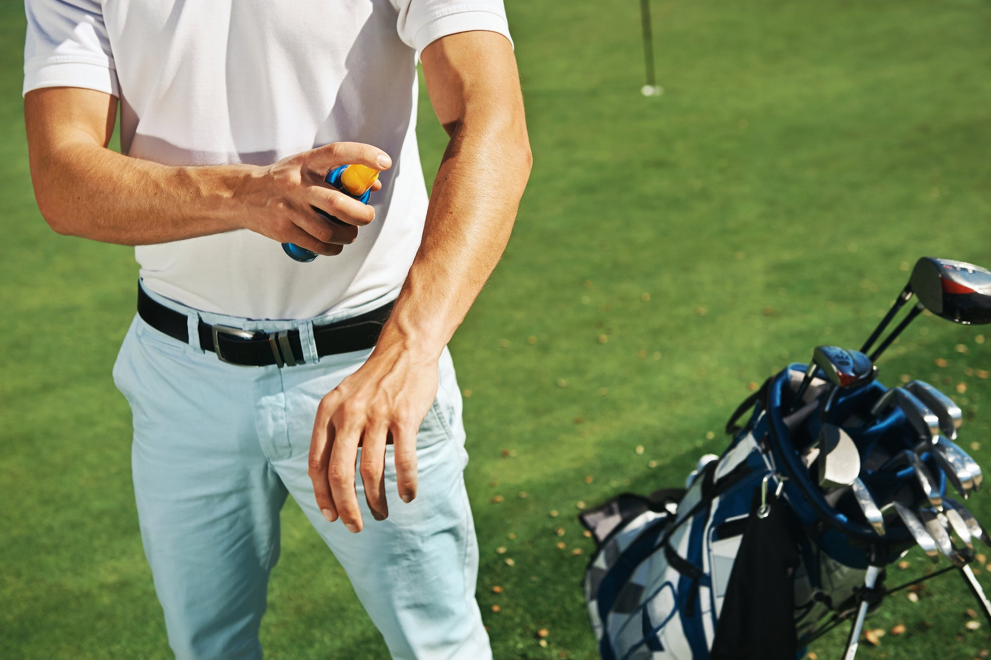 Should Golfers use sunscreen?