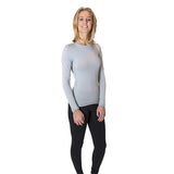 Bu Women's Long Sleeve Crew Neck UPF 50+