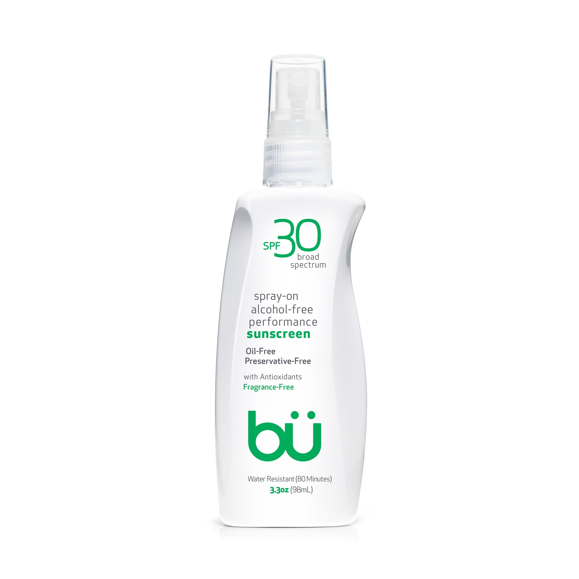Bu SPF 30 Ultrafine WOWmist Sunscreen - Fragrance-Free