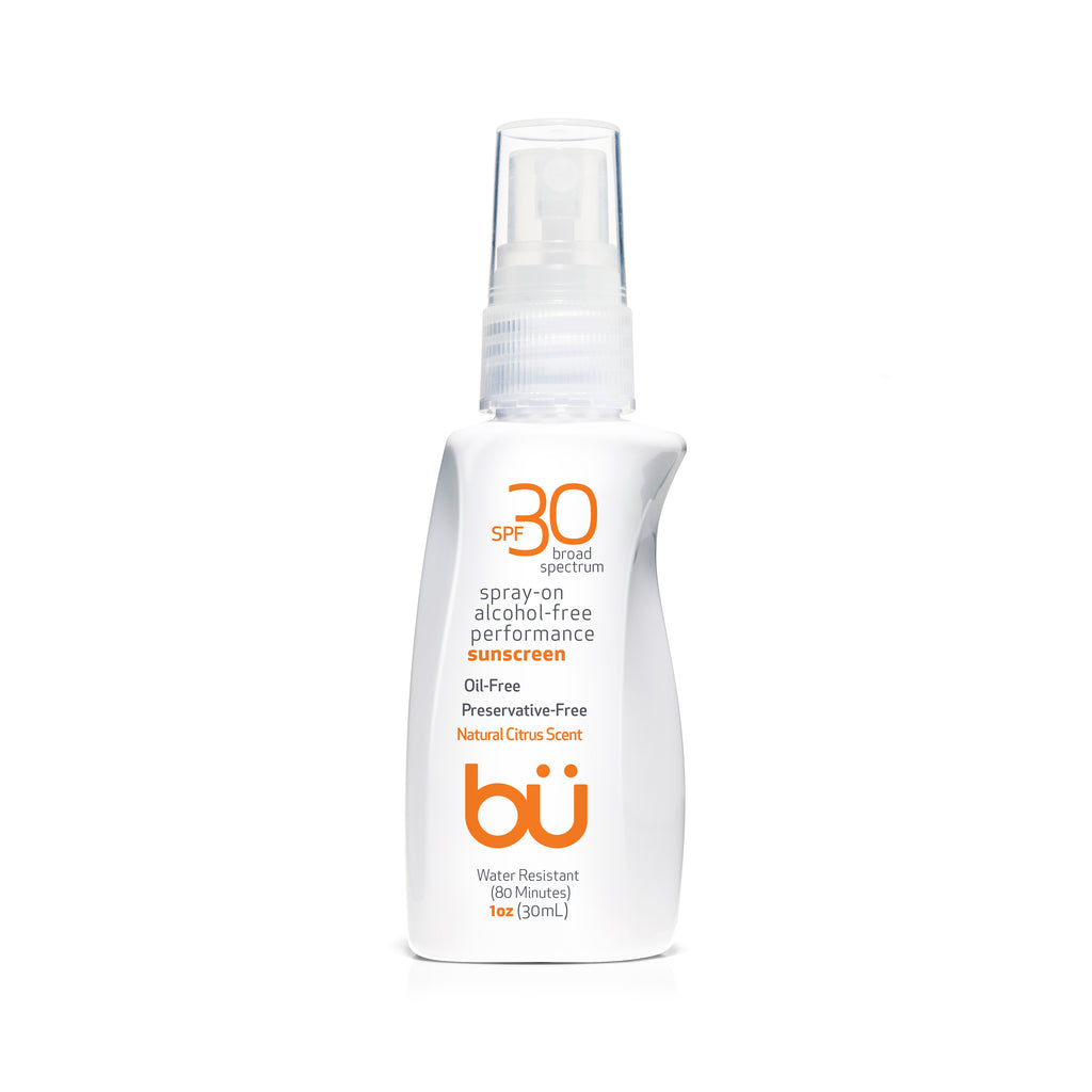 Bu SPF 30 Ultrafine WOWmist Sunscreen - Natural Citrus