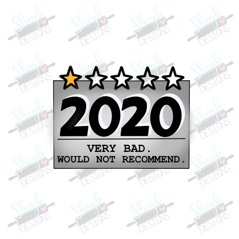 2020 Rating Cookie Cutter