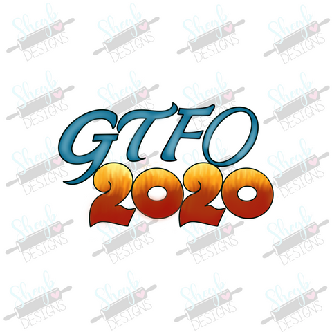 GTFO 2020 Cookie Cutter