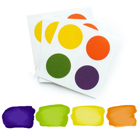 PYO Paint Palette - Halloween Colors