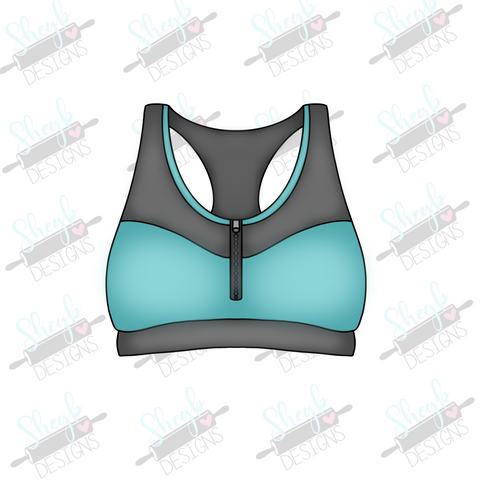 Sports Bra Cookie Cutter