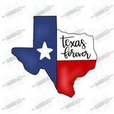 Basic Texas Cookie Cutter