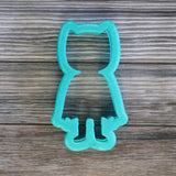 Batboy Cookie Cutter Top