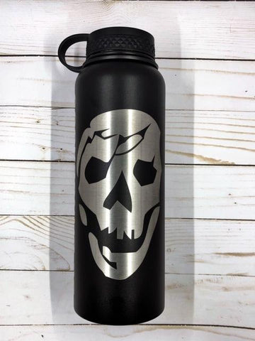 Custom 40oz Stainless Steel Water Bottle