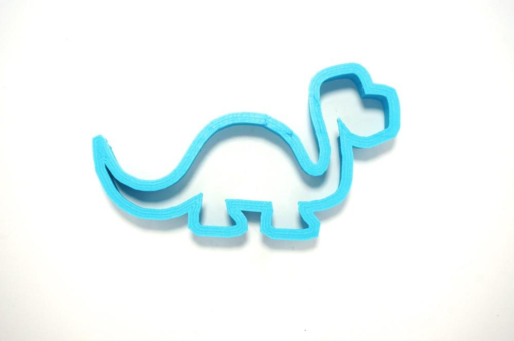 dino cookie cutter top
