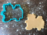 It's a Boy! Cookie Cutter with Cookie
