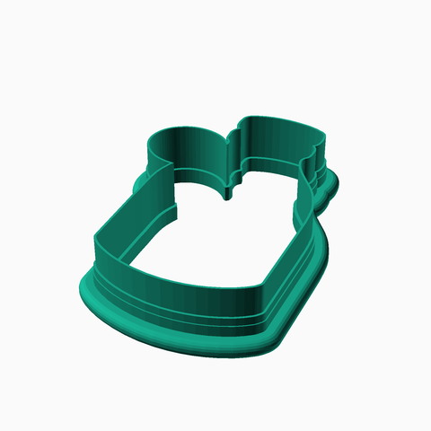 Jug Cookie Cutter