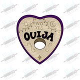Ouija Planchette Cookie Cutter