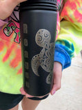 Custom 18oz Stainless Steel Water Bottle