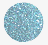 Teal Blue Hybrid Sparkle