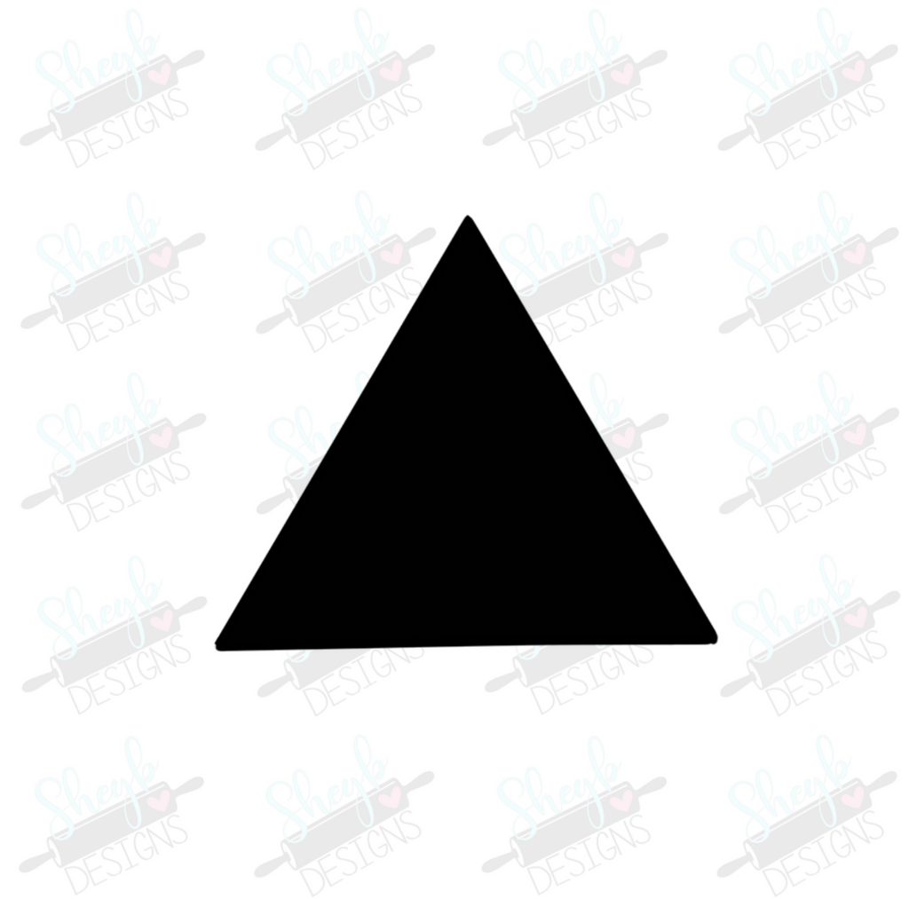 Sheyb Basics Triangle Cookie Cutter
