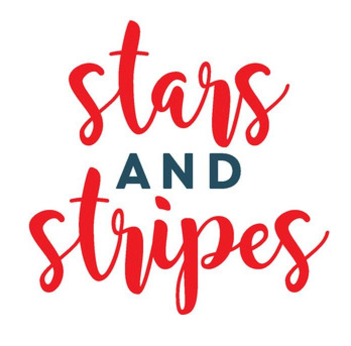 Stars & Stripes Cookie Cutter