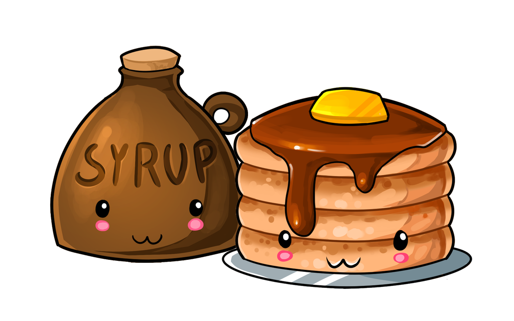 You're the Syrup to my Pancakes Cookie Cutter
