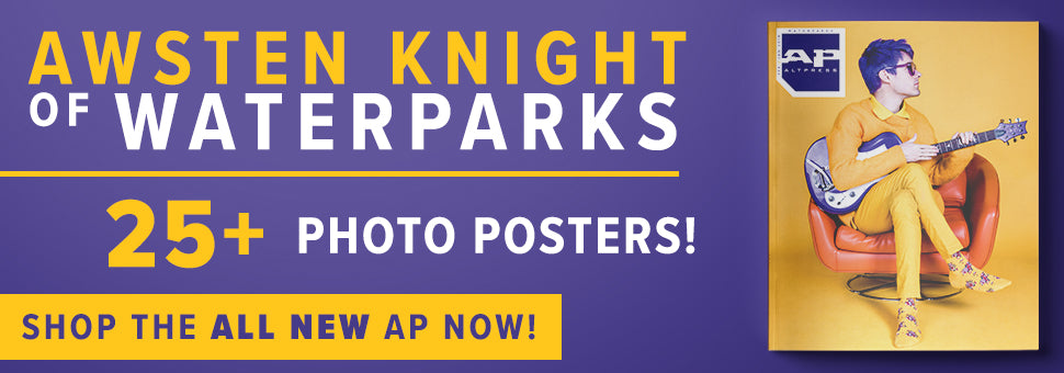 Welcome Awsten Knight of Waterparks to the cover of AP!